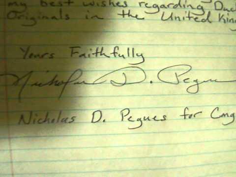 CBC News - Letter To Prince Charles Regarding UK Duchy Originals 2013