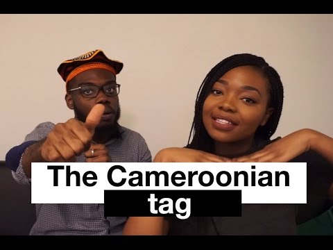 THE CAMEROONIAN TAG I Africans in Montreal