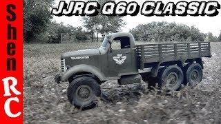 JJRC Q60 6X6 RC TRUCK CLASSIC STYLE