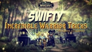 История Swifty. Создание Incredible Warrior Tricks Часть 1 из 2 Commentary Russian
