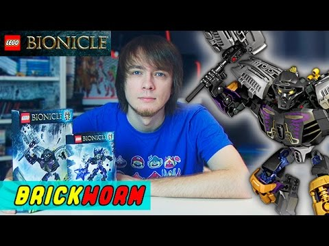 LEGO BIONICLE and HERO FACTORY-Оружие - YouTube