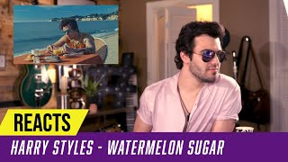 Baixar Producer Reacts to Harry Styles - Watermelon Sugar