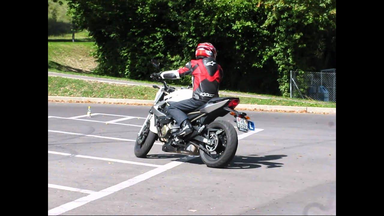 Permis conduire moto vaud