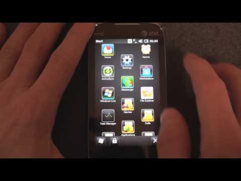 Windows Mobile 6.5.3 Build 23518
