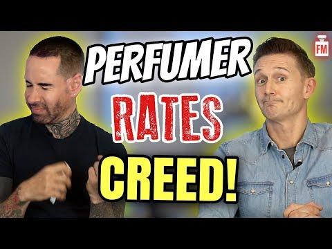 Perfumer Rates...Creed
