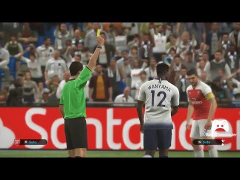 Live Stream Tottenham Hotspurs Vs Arsenal (Premier League)