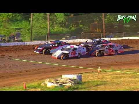 6 30 18 Cottage Grove Speedway IMCA Sport Mods Trophy Dash