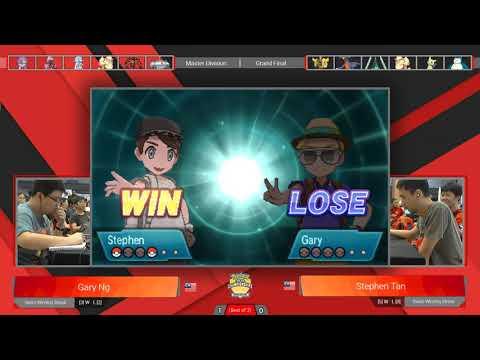 Grand Final | VGC17 Pokémon Malaysia Premier Challenge Autumn #2