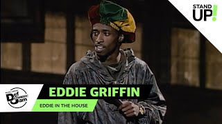 Eddie Griffin Wants the Police to Whoop Him | Def Comedy Jam | Laugh Out Loud Network