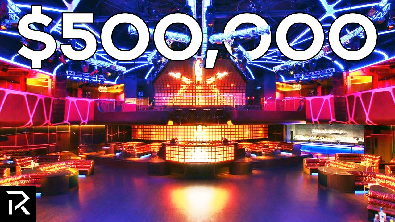 The Most Expensive NightClub In The World