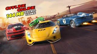 City Racing 2: 3D Fun Epic Car Action Racing Game - Android Gameplay screenshot 1
