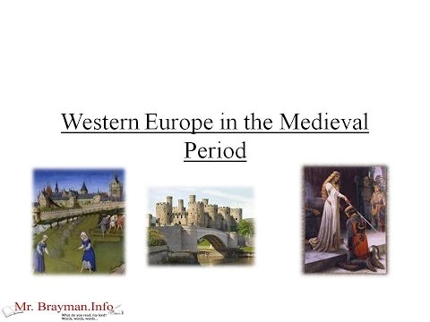 Western Europe in the Medieval Period