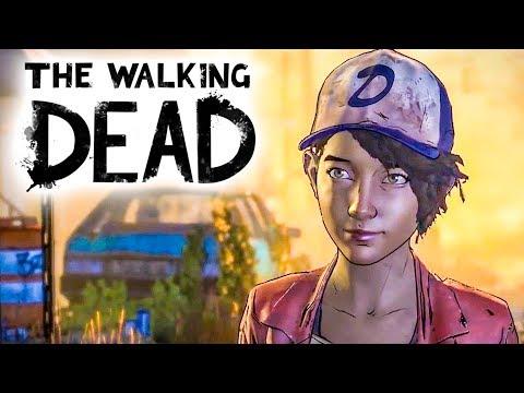 The Final Season! 💀The Walking Dead Game Season 4 Episode 1