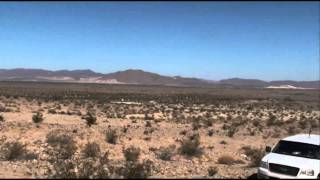 Mojave desert travel