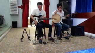 Đờn thi tuyển sinh, đờn guitar Nguyễn Nghiệp, đờn Kìm Ý Nguyện.