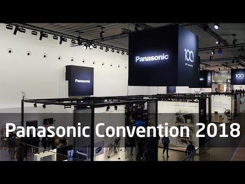 Panasonic Convention 2018: Neue OLED-, LCD-TVs & UHD-Blu-ray-Player
