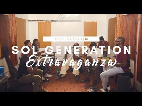 SAUTI SOL & SOL GENERATION - EXTRAVAGANZA (LIVE SESSION