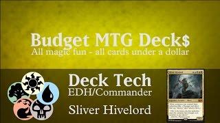 Budget Sliver Hivelord - EDH / Commander - SLIVER TRIBAL