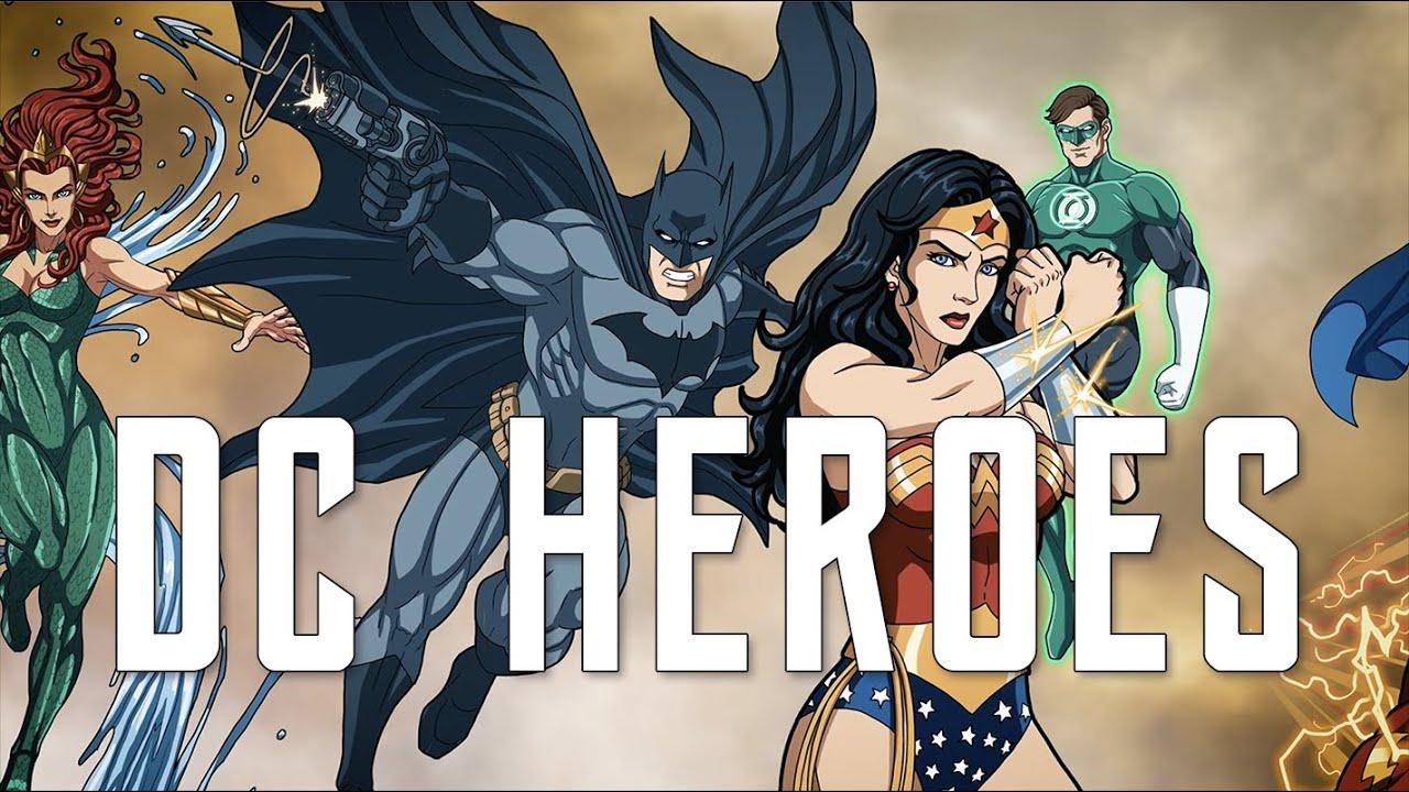 DC HEROES