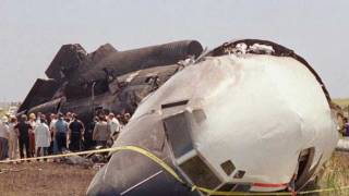 DELTA Airlines Flight 1141 Boeing 727 CVR and ATC Crash Audio August 31 1988