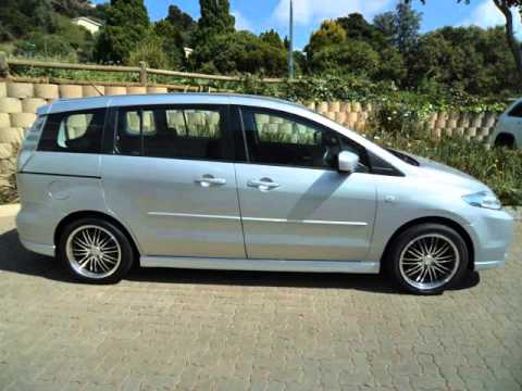 2007 mazda 5 2 0l active auto for sale on auto trader south africa youtube. Black Bedroom Furniture Sets. Home Design Ideas