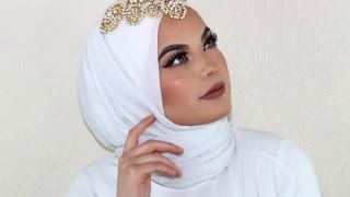 Wedding Hijab Tutorial