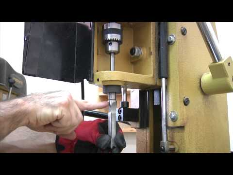 151 - Hollow Chisel Mortiser - Purchase, Use, and Maintenance