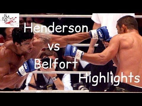 Dan Henderson vs