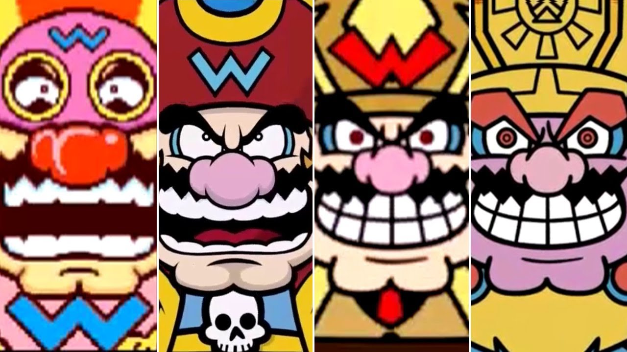 All Final Boss Stages in WarioWare Games (2003-2021)
