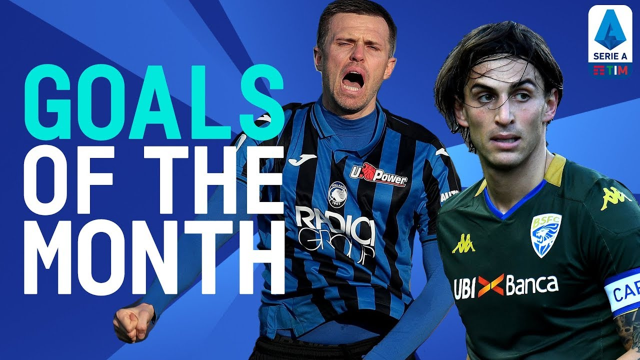 Iličić & Torregrossa INSANE Wonder Strikes! | Goals Of The Month | January 2020 | Serie A TIM