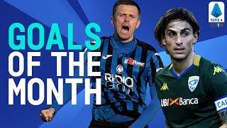 Iličić & Torregrossa INSANE Wonder Strikes! | Goals Of The Month | January 2020 | Serie A TIM