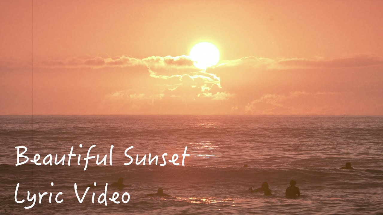 Download GENERATIONS from EXILE TRIBE /  Beautiful Sunset (Lyric Video)
