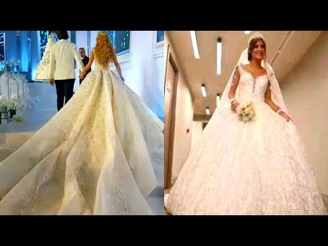15 Best Glamorous Wedding Dresses Compilation 2018 | Wedding Dress Styles. http://bit.ly/2GPkyb3
