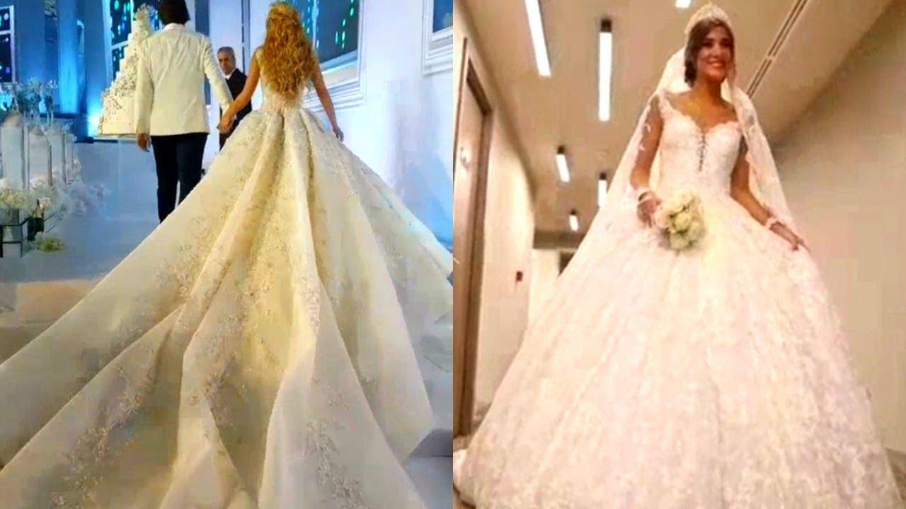 15 Best Glamorous Wedding Dresses Compilation 2018