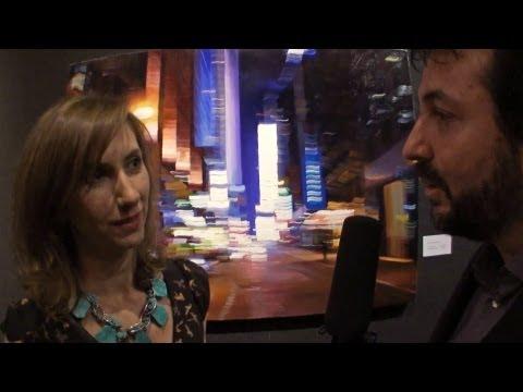 Alexandra Pacula - Artist Spotlight (The National Arts Club, NYC 2013)