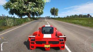 Forza Horizon 4 - Ferrari FXX 2005 - Open World Free Roam Gameplay (HD) [1080p60FPS]