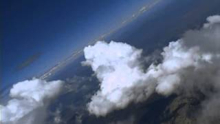 Flying Through Clouds HD