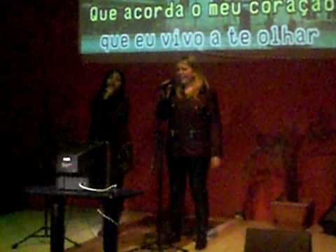 karaoke curitiba - no fundo do coração