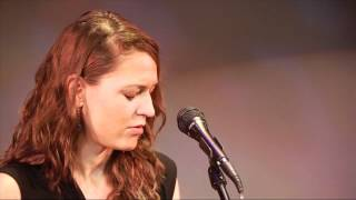 "Amber Rubarth - ""Just Like a Woman"" (Bob Dylan cover) - Live at BUNCEAROO - 5/17/12"