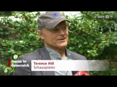 Terence Hill spricht Deutsch