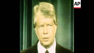 SYND 10 3 78 US PRESIDENT JIMMY CARTER STATEMENT ON SOMALIA