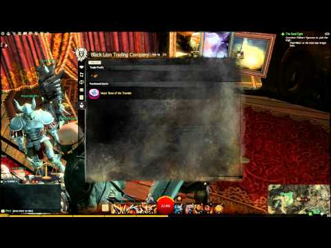 Guild Wars 2 - Trading Post Quick Tip #1