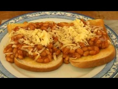 How To Cook Baked Beans On Toast