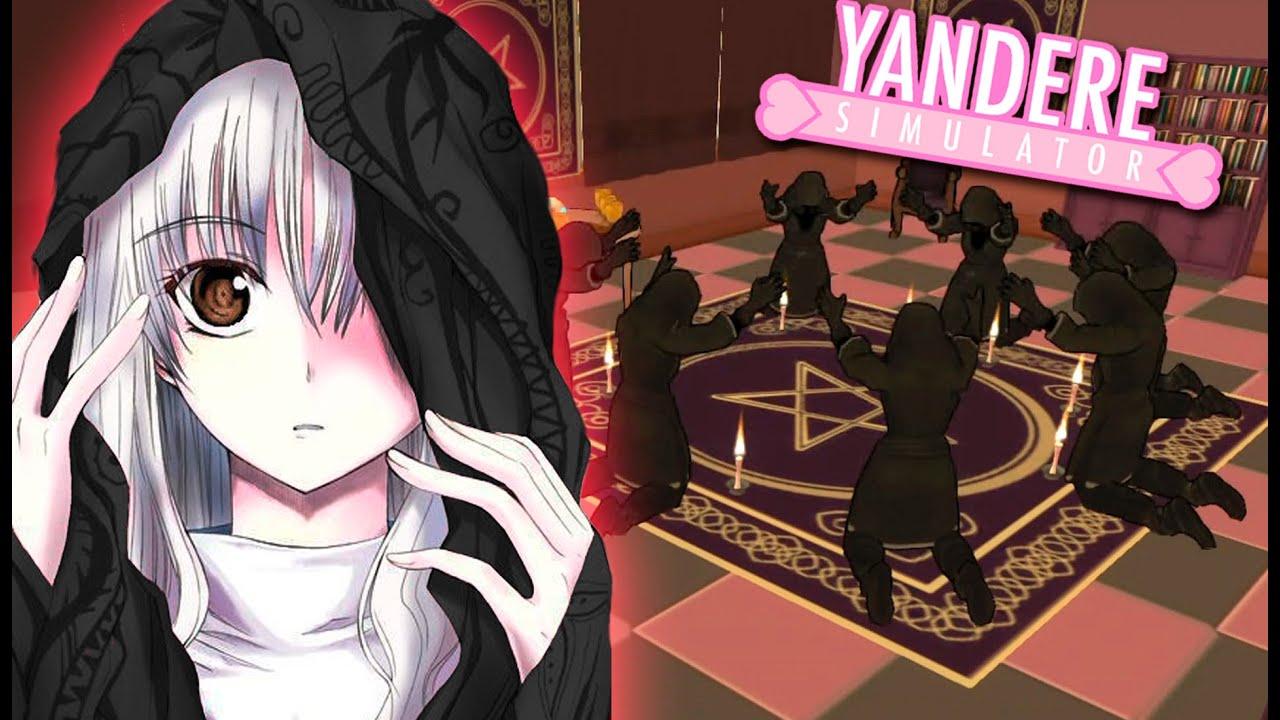 Resultado de imagen para ocultismo en anime