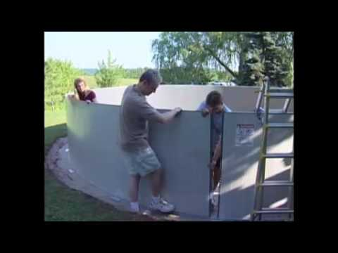Piscine hors sol ronde citadine aqualeader notice d for Aspirateur piscine hors sol fonctionnement