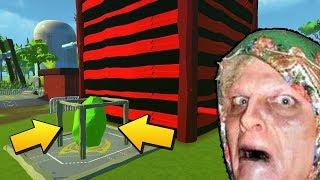 ДМИТРИЧЬ ПРОПАЛ НА ИНОПЛАНЕТНОЙ БАЗЕ !!! МУЛЬТИК в СКРАП МЕХАНИК !!! СКАЧАТЬ Scrap Mechanic !!!