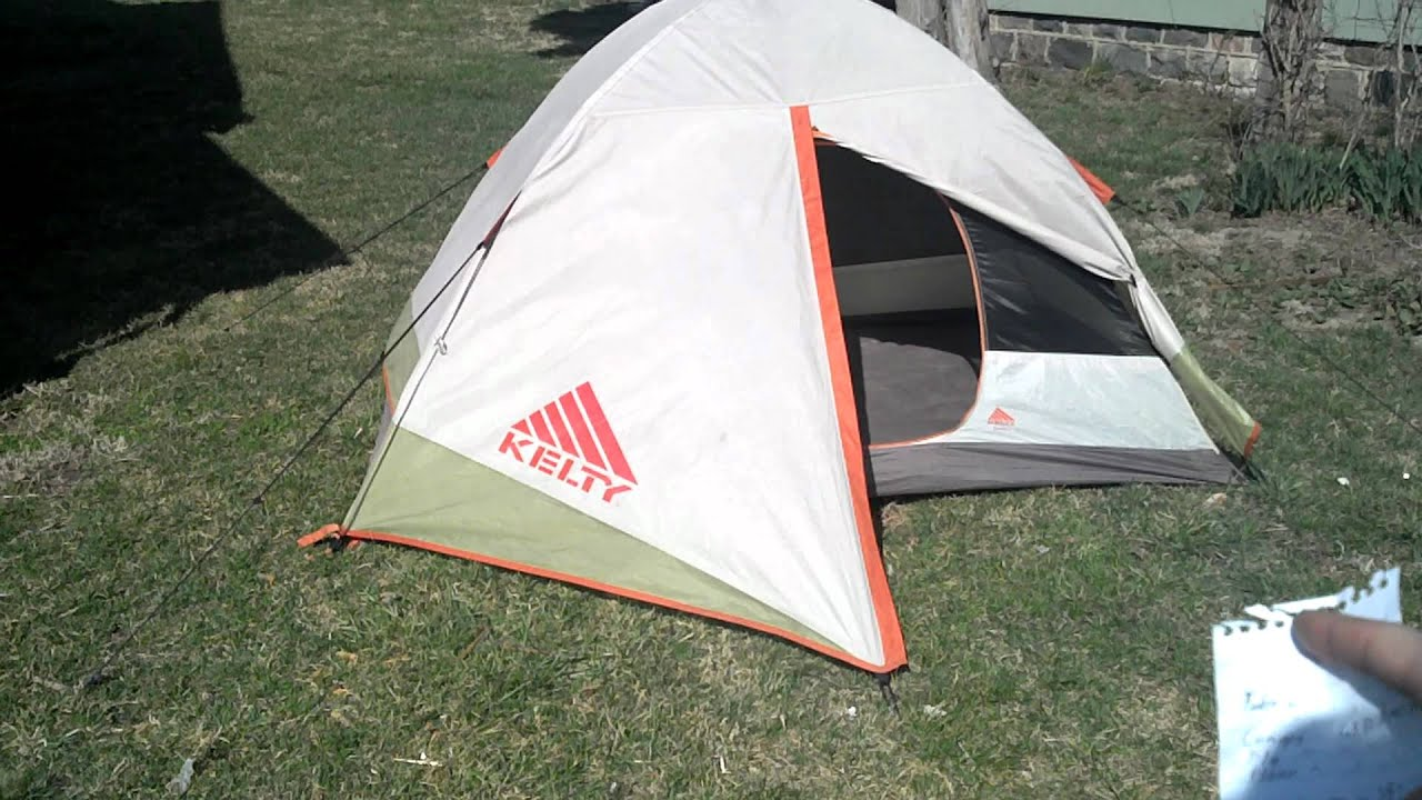 & Kelty Zenith 2 Tent Review. - YouTube