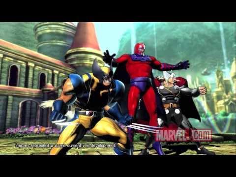 Marvel vs Capcom 3: Magneto Spotlight