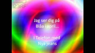 Från och med Du , Lyrics . Oskar Linnros