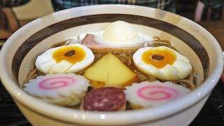 Craziest Ramen Noodle Tour In Tokyo